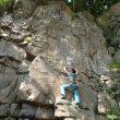 2017/08/06   ロッククライミング・西岩峡