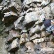 2018/09/04  西岩峡クライミング